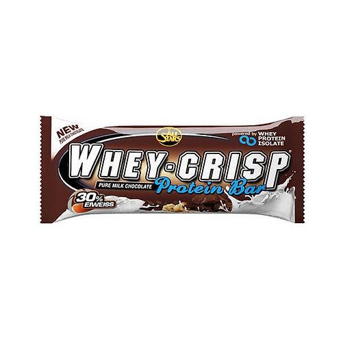 All Stars Whey-Crisp Protein Bar