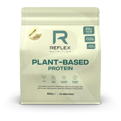 Reflex Nutrition Plant Based Protein - 600g