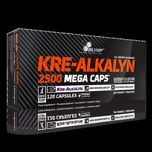 KRE-ALKALYN 2500 MEGA CAPS - 120 KAPSELN