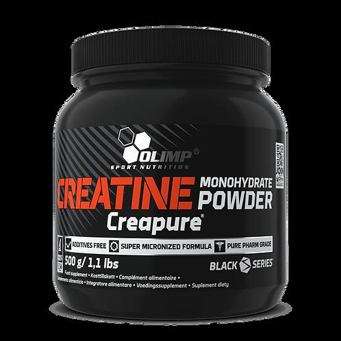CREATINE MONOHYDRATE POWDER CREAPURE - 500 G