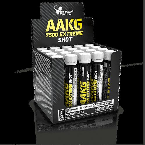 AAKG 7500 EXTREME SHOT - 25 ML