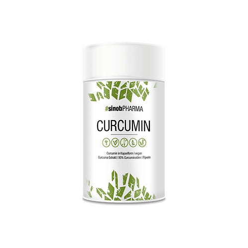 CURCUMIN 95% - 60 VEGANE KAPSELN
