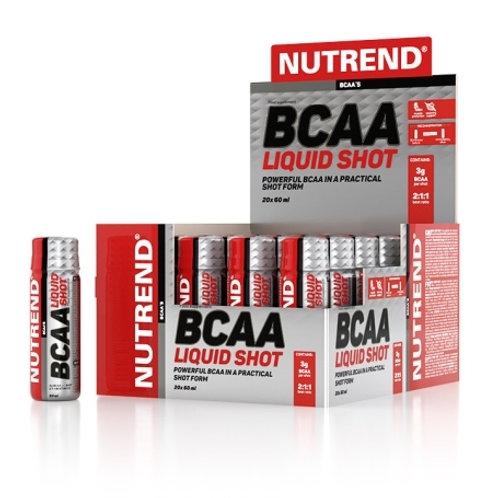 BCAA LIQUID SHOT