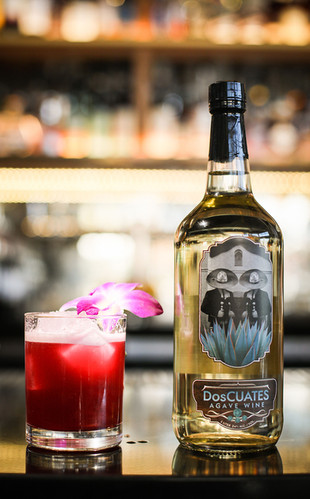 DC Agave Wine Cocktail