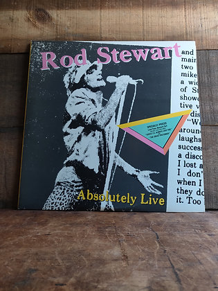 Rod Stewart Absolutely Live