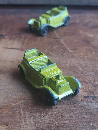 Tootsietoy Roadster #1&#2