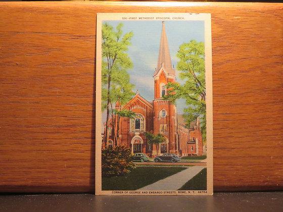 First Methodist Episcopal Church, Rome, New York