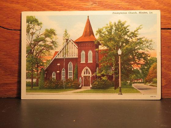 Presbyterian Church, Minden, Louisiana
