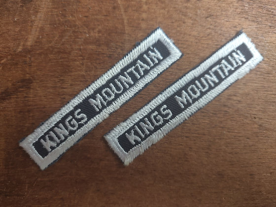 Kings Mountain Patch