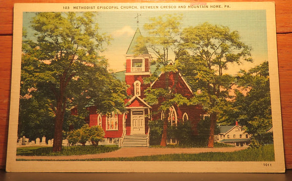 Methodist Episcopal Church, Pennsylvania