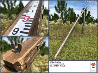 14' Leveling Rod $45