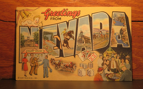 Greetings From Nevada