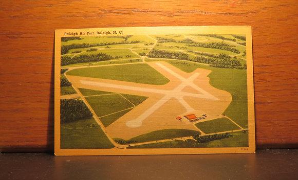 Raleigh Air Port, Raleigh, North Carolina