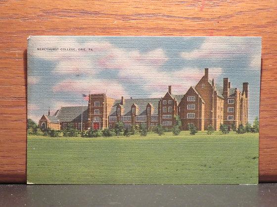 Mercyhurst  College, Erie,  Pennsylvania