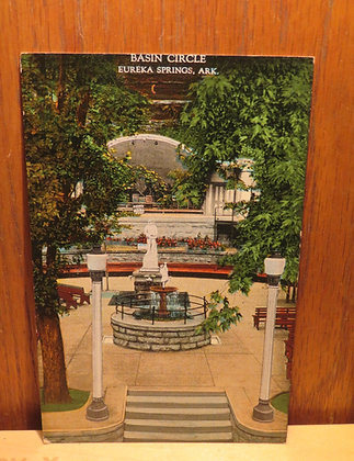 Basin Circle, Eureka Springs, Arkansas
