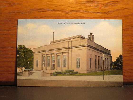 Post Office, Ashland, Ohio