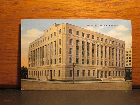Post Office, Jackson, Mississippi