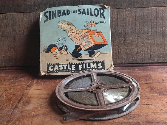 Sinbad the Sailor Movie Reel Castle Films