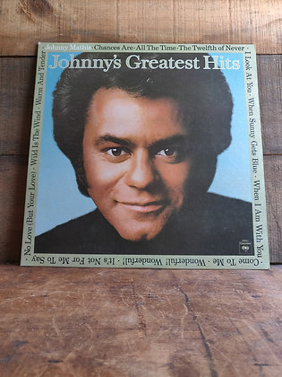 Johnny Mathis Johnny's Greatest Hits