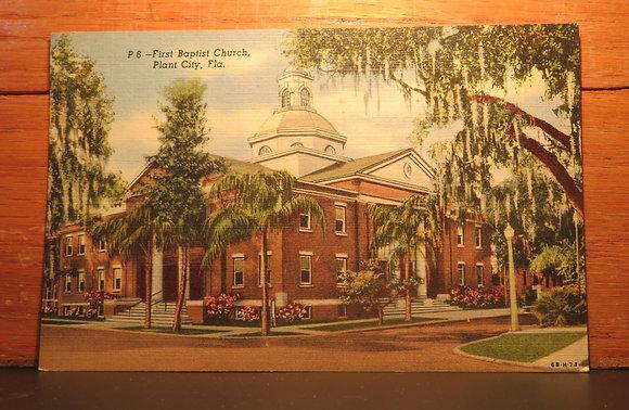 First Baptist Church, Plant City, Florida