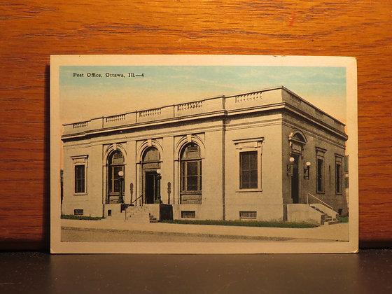 Post Office, Ottawa, Illinois