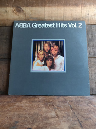Abba Greatest Hits Volume 2