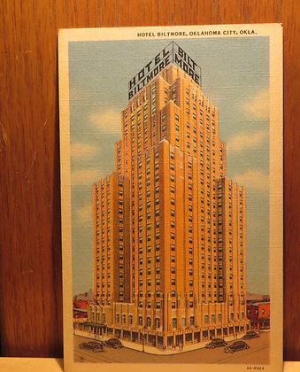 Hotel Baltimore, Oklahoma City, Oklahoma