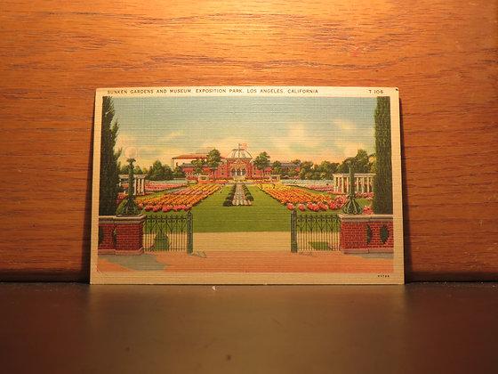 Exposition Park, Los Angeles, California