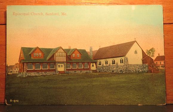 Episcopal Church,  Sanford, Maine