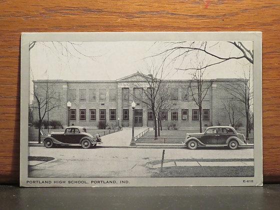 Portland High School, Portland, Indiana