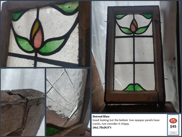 Stained Glass $45