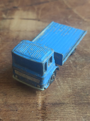 Matchbox Site Hut Truck Series No. 60