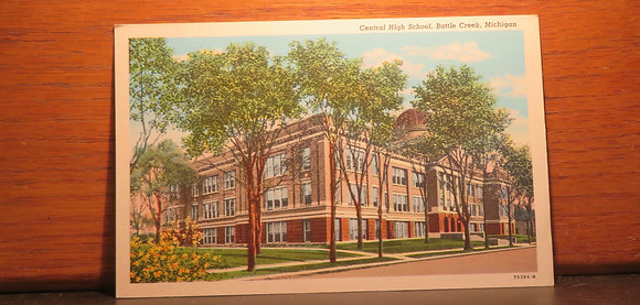 Central High School, Battle Creek, Michigan