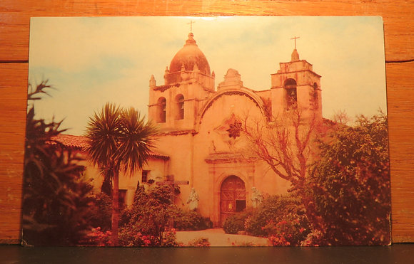San Carlos Mission, Carmel, California