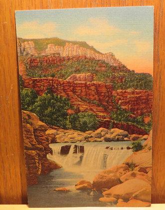 Oak Creek Canyon, Hwy 79 Flagstaff to Prescott, Arizona