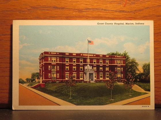 Grant County Hospital, Marion, Indiana