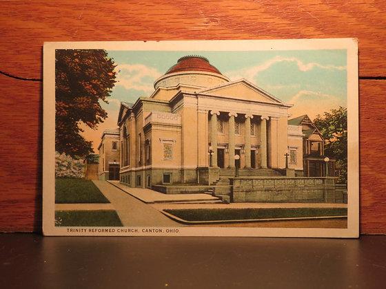 Trinity Reformed Church, Canton, Ohio