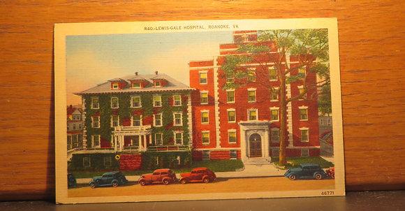Lewis-Gale Hospital,  Roanoke, Virginia