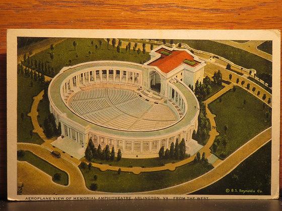 Memorial Amphitheatre, Arlington, Virginia