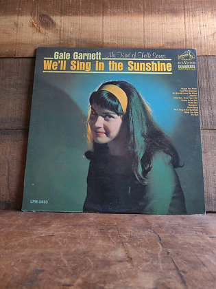 Gale Garnett My Kind of Folk Songs
