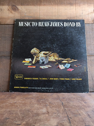 Music to Read James Bond By
