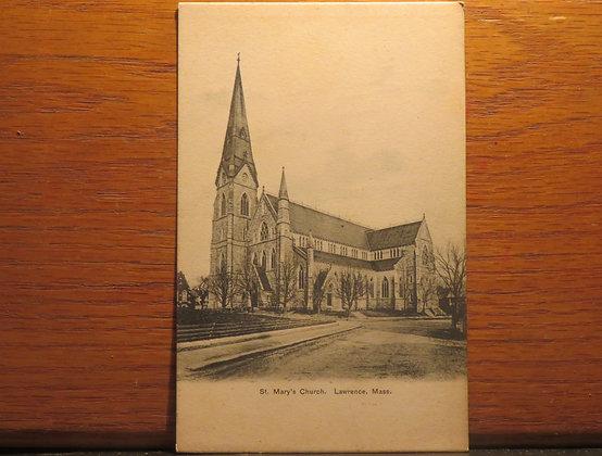 St. Mary's Church, Lawrence, Massachusetts