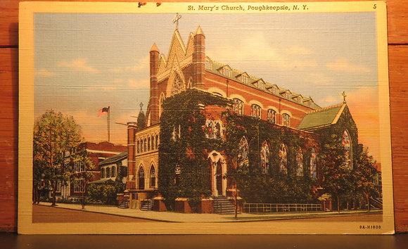 St. Mary's Church, Poughkeepsie, N. Y.