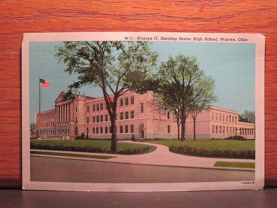 Warren G. Harding Senior High School, Warren, Ohio