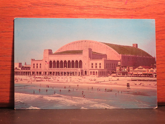 Convention Hall, Atlantic City, New Jersey