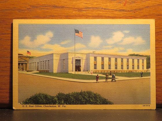 United States Post Office, Charleston, West Virginia