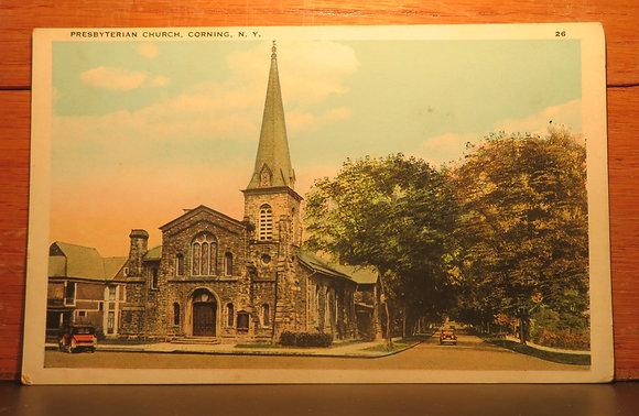 Presbyterian Church,  Conning,  New York