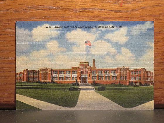 Wm. Howard Taft Junior High School, Oklahoma City, Oklahoma