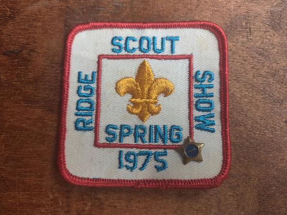 Boy Scout Ridge Scout Show 1975