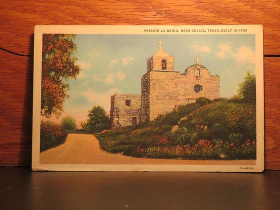Mission La Bahia, Near Goliad, Texas